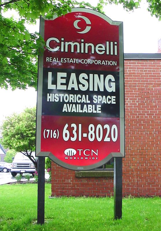 Ciminelli Development Ulrich Signs