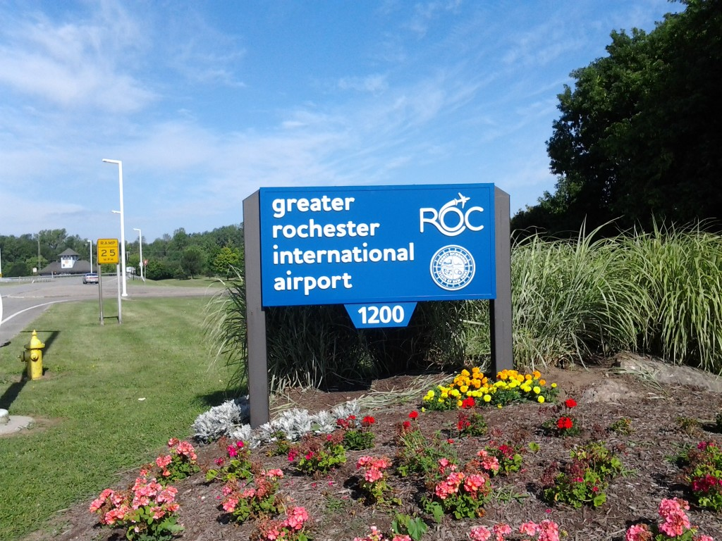 Rochester Airport Ulrich Signs