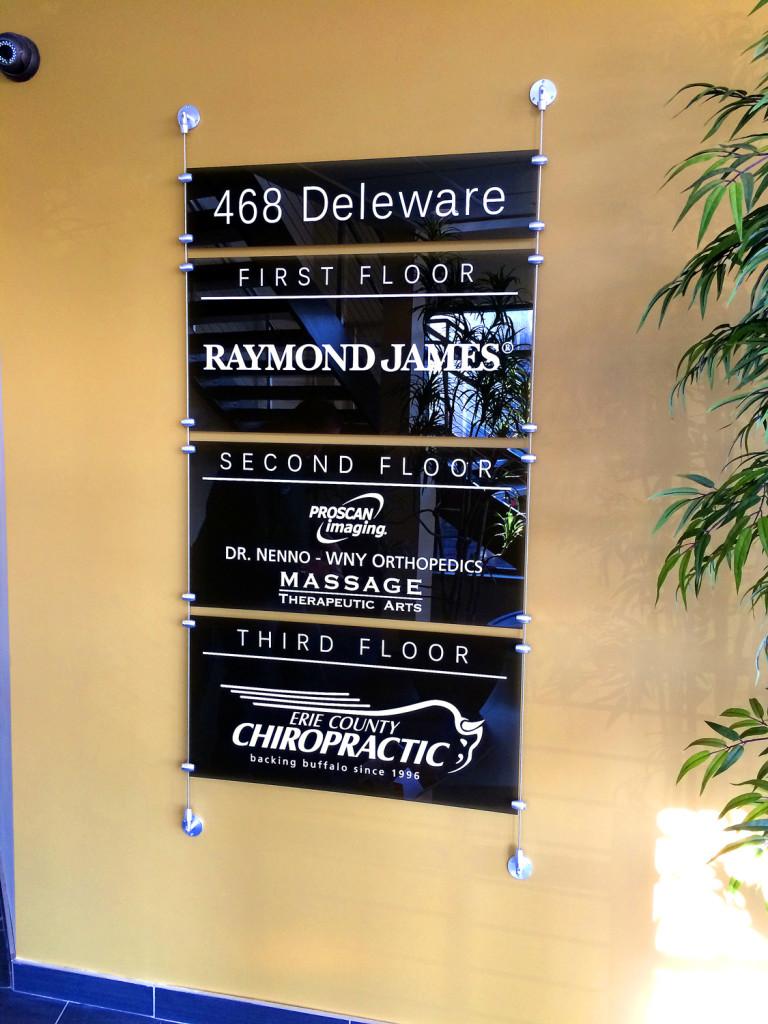 468 Delaware Avenue Ulrich Signs